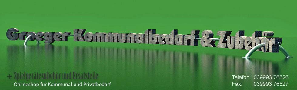 Kommunalbedarf Groeger
