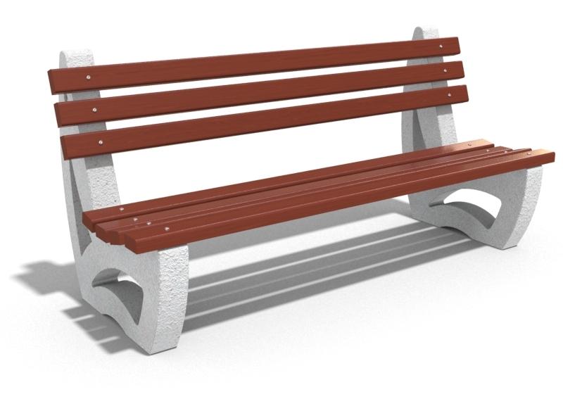 bank parkbank betonbank b nke sitzgelegenheiten. Black Bedroom Furniture Sets. Home Design Ideas